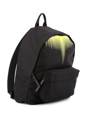 Yellow Wings backpack MARCELO BURLON | 10000008 | CMNB006S20FAB0021015