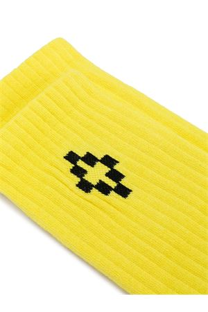 Cross Socks  MARCELO BURLON   33   CMRA010S20KNI0011510