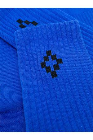 Cross Socks MARCELO BURLON   33   CMRA010S20KNI0014510