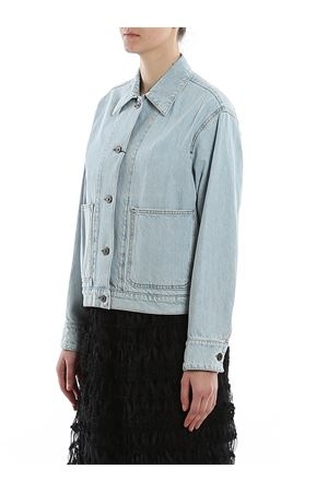 Cotton denim jacket MAX MARA | 3 | 504108076009