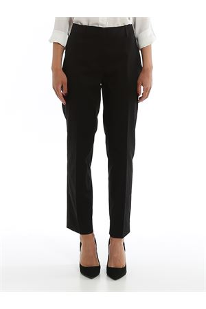 Cotton gabardine trousers MAX MARA | 20000005 | 513102016006