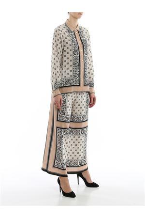Pants in silk crêpe de Chine WEEKEND MAX MARA | 20000005 | 513106076001