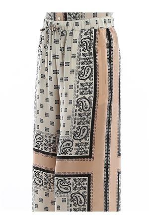 Pantaloni in crêpe de Chine di seta 513106076001 WEEKEND MAX MARA | 20000005 | 513106076001