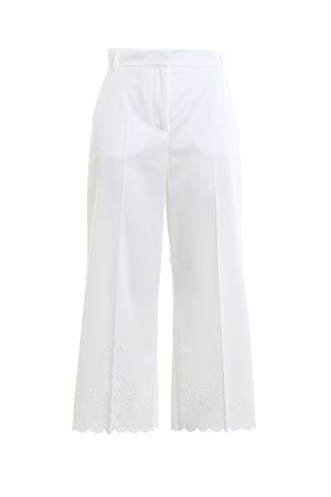 Pantaloni in twill di cotone 513113016001 WEEKEND MAX MARA | 20000005 | 513113016001