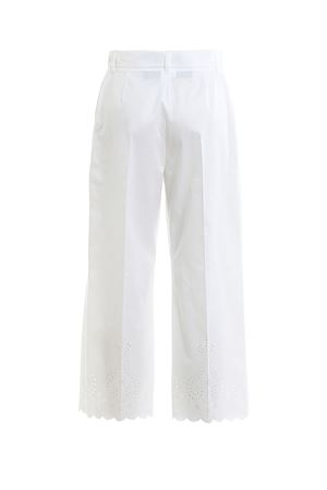 Cotton twill trousers WEEKEND MAX MARA | 20000005 | 513113016001