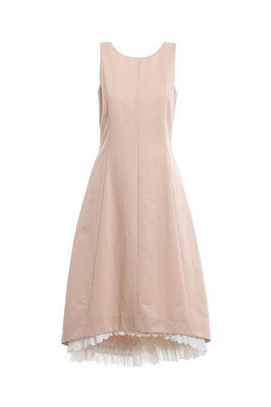 Dress in cotton and linen gabardine WEEKEND MAX MARA | 11 | 522103016001