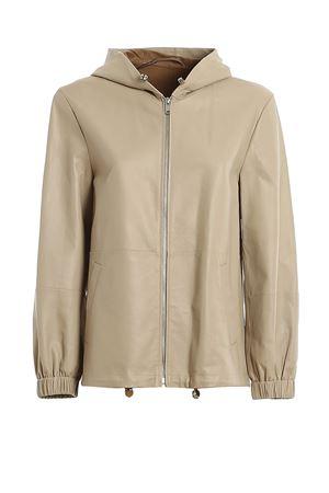 Nappa leather jacket WEEKEND MAX MARA | 3 | 544103076001