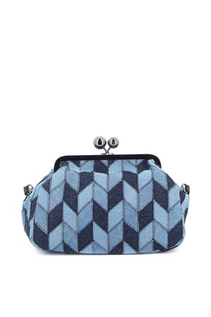 Medium Pasticcino Bag in patchwork denim MAX MARA | 62 | 551106026001
