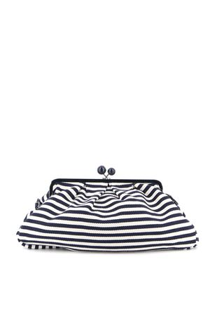 Maxi Pasticcino Bag in striped cotton MAX MARA | 62 | 551108026002