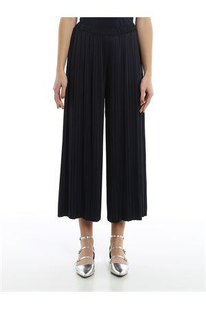 Pantaloni in jersey plissé 578101076001 MAX MARA | 20000005 | 578101076001