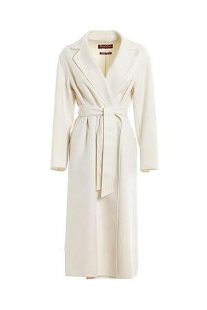 Cappotto in lana, cachemire e seta 601106076010 MAX MARA | 17 | 601106076010