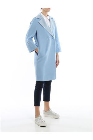 Cappotto in lana, cachemire e seta 601108076032 MAX MARA | 17 | 601108076032