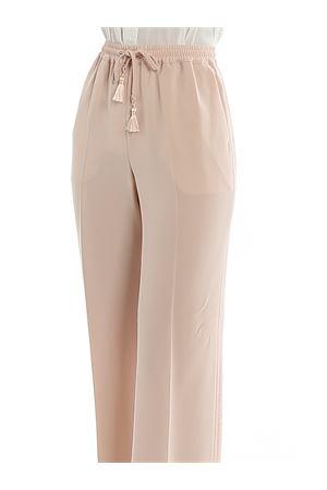 Pantaloni in popeline di cotone MAX MARA | 20000005 | 613104076015
