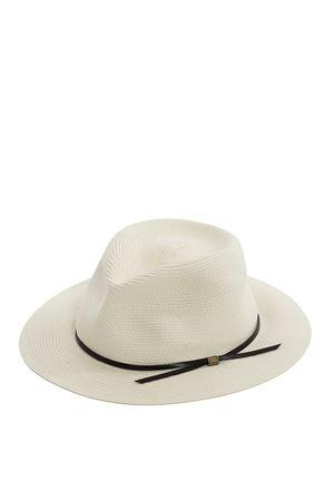 WHITE PANAMA HAT MC2 SAINT BARTH | 26 | CHAPEAUXB10