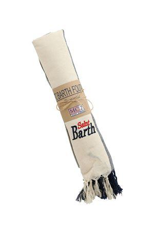 STRIPED COTTON BEACH TOWEL MC2 SAINT BARTH | 54 | FOUTASLIGHTVBGL06