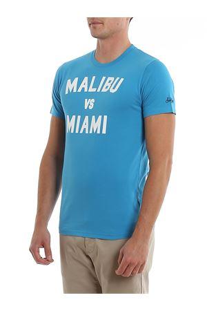 MALIBU VS MIAMI COTTON T-SHIRT MC2 SAINT BARTH | 8 | TSHIRTMANMAMI7F