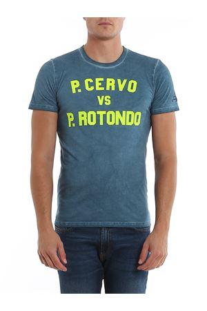 P.CERVO VS P.ROTONDO T-SHIRT MC2 SAINT BARTH | 8 | WYNWOODCVRT17