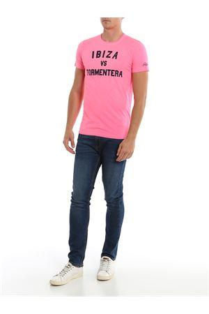 IBIZA VS FORMENTERA T-SHIRT MC2 SAINT BARTH | 8 | WYNWOODIBFO25