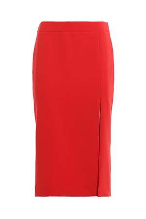 SIDE VENT PENCIL SKIRT MOSCHINO | 15 | 0111524A112