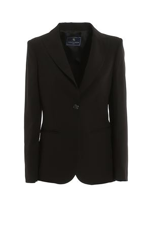SINGLE-BREASTED BLAZER PAOLO FIORILLO CAPRI | 3 | 1607AL2234nero