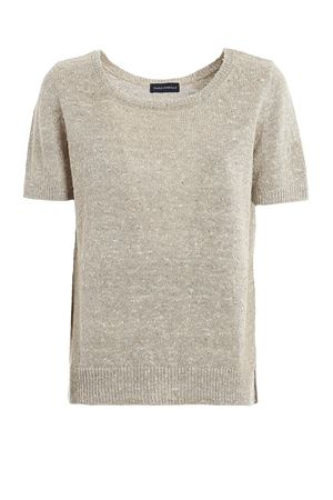 MELANGE SILK AND LINEN SWEATER PAOLO FIORILLO CAPRI | 7 | 2320632606125