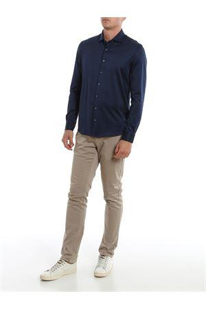 Camicia in jersey di cotone 6012074001597 PAOLO FIORILLO CAPRI | 6 | 6012074001597