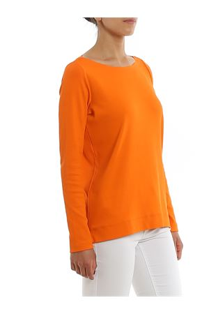 STRETCH COTTON RIBBED T-SHIRT PAOLO FIORILLO CAPRI | 7 | 6020280303341