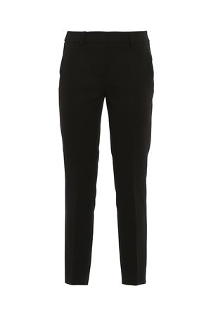 STRETCH FABRIC TROUSERS PAOLO FIORILLO CAPRI | 20000005 | 7849V72234NERO