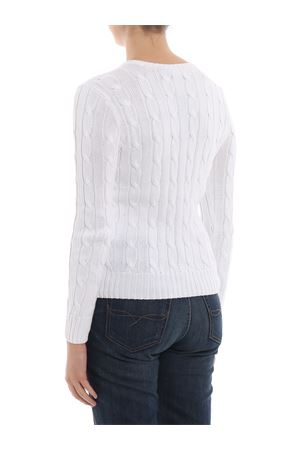 Twist Pima cotton sweater POLO RALPH LAUREN | 7 | 211580009005