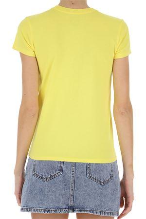 T-shirt gialla in jersey con ricamo logo 211734144021 POLO RALPH LAUREN | 8 | 211734144021