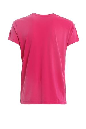 Pink T-shirt with electric blue logo POLO RALPH LAUREN | 8 | 211780287005