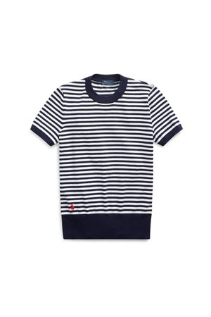T-Shirt girocollo a righe 211780395001 POLO RALPH LAUREN | 8 | 211780395001
