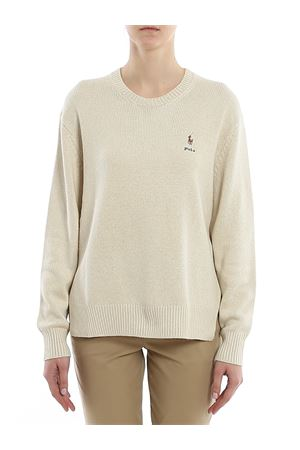 Silk blend sweater POLO RALPH LAUREN | -108764232 | 211780402003