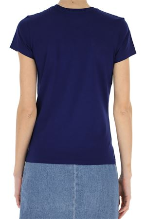 Blue T-shirt with front logo POLO RALPH LAUREN | 8 | 211784466002