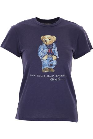 Polo Ralph Lauren Polo Bear-Print Cotton T-Shirt POLO RALPH LAUREN | 8 | 211785567002