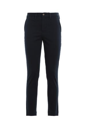 PANTALONI BLU IN COTONE STRETCH 211790738005 POLO RALPH LAUREN | 20000005 | 211790738005