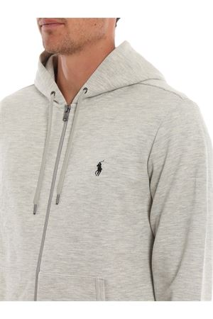 Blue full zip hoodie POLO RALPH LAUREN | -108764232 | 710652313023
