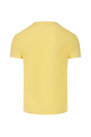 Yellow logo embroidery T-shirt POLO RALPH LAUREN | 8 | 710671438147