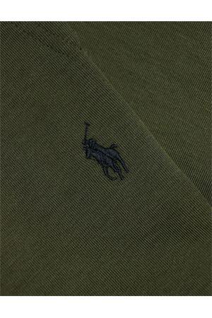 Shorts in cotone stretch con logo ricamato 710691243011 POLO RALPH LAUREN | 5 | 710691243011