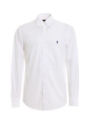 White cotton b/d shirt POLO RALPH LAUREN | 6 | 710705269002