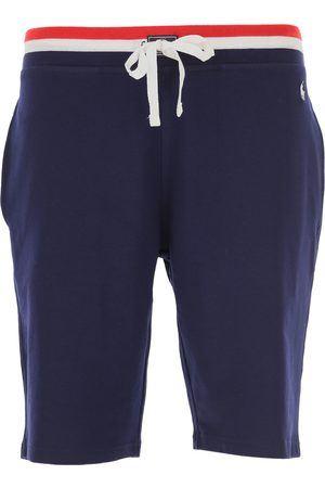 Blue bermuda short with drawstring POLO RALPH LAUREN | 5 | 714687593006