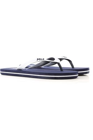 FLIP FLOPS WITH LOGO POLO RALPH LAUREN | 5032258 | 816787977006