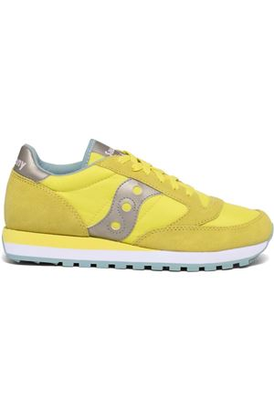 Jazz Original Yellow/Grey Sneaker SAUCONY | 5032238 | 1044562