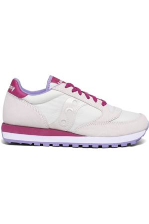 Jazz Original White/Berry Sneaker SAUCONY | 5032238 | 1044570