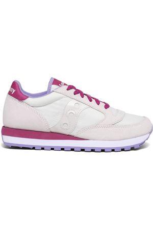 Sneaker Jazz Original Bianco/Fuxia1044570 SAUCONY | 5032238 | 1044570