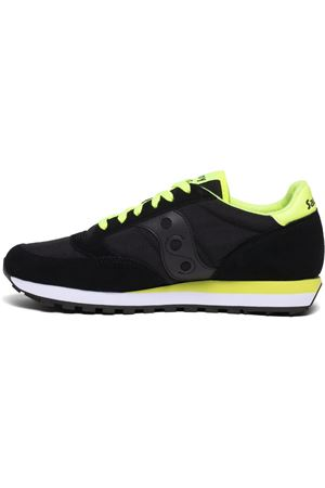 Jazz Original Black/Citron SAUCONY | 5032238 | 2044551
