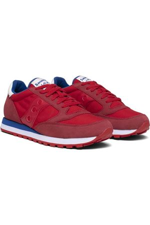 Jazz Original Dark Red/Blue SAUCONY | 5032238 | 2044557