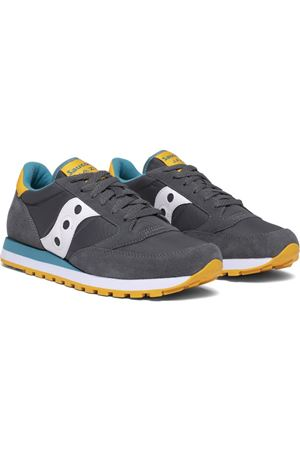 Jazz Original Charcoal/Gold SAUCONY | 5032238 | 2044560