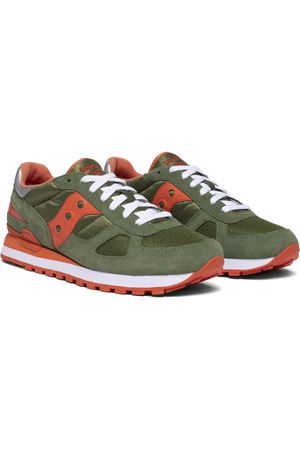 Shadow Original Green/Orange SAUCONY | 5032238 | 2108731