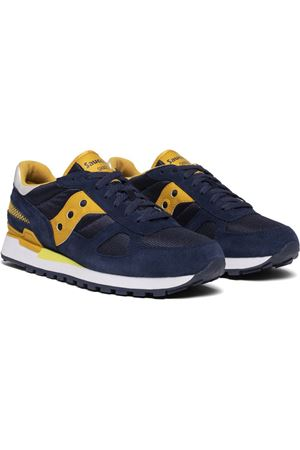 Shadow Original Navy/Mustard SAUCONY | 5032238 | 2108743
